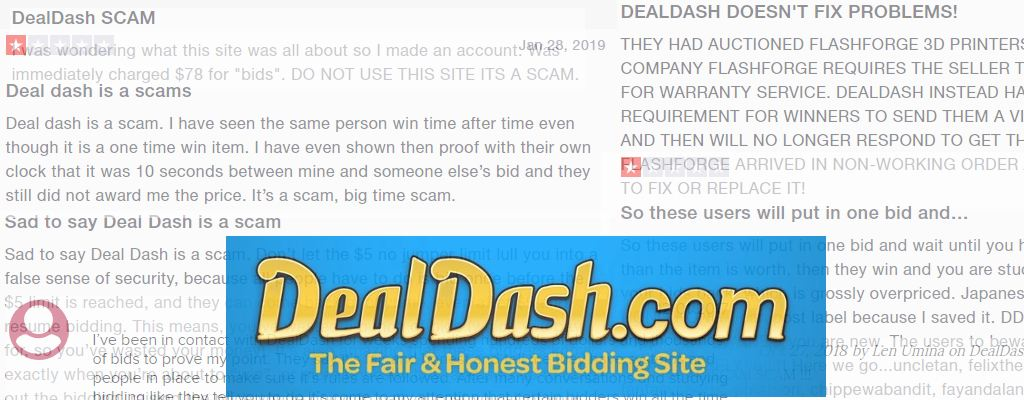 Is deal Dash A scam
